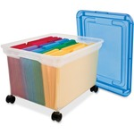 pick up innovative storage mobile file tote - great selection - sku: inn55796