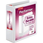 reduced prices on cardinal xtravalue clear vue locking d-ring binders - outstanding customer support - sku: crd19040cb