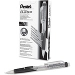 get pentel .5mm twist erase click mechanical pencil - new  lower pricing - sku: penpd275ta