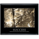 shopping online for advantus success poster  - discounted prices - sku: avt78161