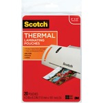 buying 3m laminating pouches - outstanding customer care - sku: mmmtp590020