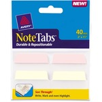 pick up avery traditional durable write-on note tabs - affordable pricing - sku: ave16292