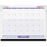 at-a-glance 1ppm recyclable calendar desk pad - toll-free customer support - sku: aagsklkfw32