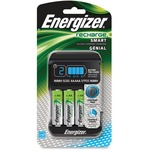 energizer recharge smart charger - top notch customer support team - sku: evechp4wb4