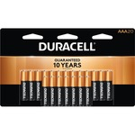 discounted pricing on duracell long-life alkaline aaa batteries - giant selection - sku: durmn2400b20
