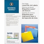 huge selection of business source laser inkjet file folder labels - quick delivery - sku: bsn26105