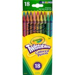 crayola twistables colored pencils - rapid shipping - sku: cyo687418