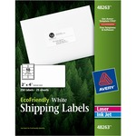 order avery eco-friendly mailing labels - wide-ranging selection - sku: ave48263