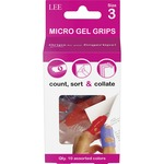 lee tippi micro-gel fingertip grips - professional customer service staff - sku: lee61030