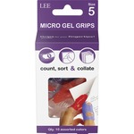 buy lee tippi micro-gel fingertip grips - us-based customer support - sku: lee61050
