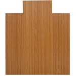 lower prices on lorell roll-up anji mntn natural bamboo chairmats - fast  free shipping - sku: llr69522