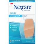 3m nexcare waterproof knee and elbow bandages - sku: mmm58108 - great prices