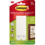 3m command stay large picture hanging strips - fast shipping - sku: mmm17206