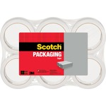 3m scotch light-duty box sealing packaging tape - us-based customer support staff - sku: mmm33506