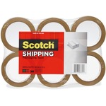 3m scotch light-duty box sealing packaging tape - reduced prices - sku: mmm3350t6