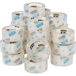 large variety of 3m scotch clear-to-the-core packaging tape - ships for free - sku: mmm3850cs36