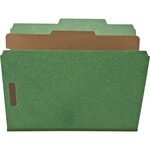 nature saver 1-divider colored classification folders - professional customer support team - sku: natsp17203