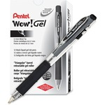 discounted pricing on pentel wow gel pens - rapid delivery - sku: penk437a