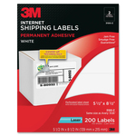 get the lowest prices on 3m permanent adhesive shipping address labels - rapid delivery - sku: mmm3100z
