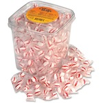 office snax peppermint puff candies tub - sku: ofx00042 - terrific prices