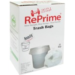 heritage bag accufit reprime 44 gallon can liners - sku: herh7450tcrc1 - large variety