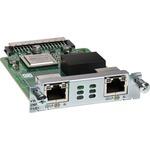Cisco VWIC3-2MFT-T1/E1 Multiflex Trunk Voice/WAN Interface Card VWIC3-2MFT-T1/E1=