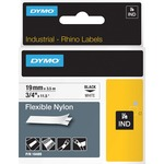 purchase dymo rhino flexible nylon labels  - us-based customer service - sku: dym18489