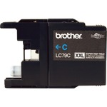 pick up brother lc79bk c m y ink cartridges - super fast delivery - sku: brtlc79c