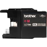 brother lc79bk c m y ink cartridges - sku: brtlc79m - excellent pricing
