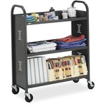 discounted pricing on bretford single-sided utility cart - fast  free delivery - sku: bretmf01anmbt