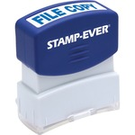 pick up u.s. stamp   sign pre-inked file copy stamp - top notch customer support - sku: uss5954