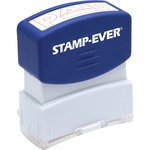 looking for u.s. stamp   sign pre-inked red paid stamp  - us-based customer care - sku: uss5959