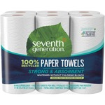 seventh generation 2-ply recyclable paper towels - awesome prices - sku: sev13731
