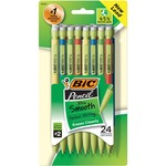 bic ecolutions 0.7mm mechanical pencils - sku: bicmpep241 - spend less