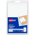 avery shipping labels w  trueblock technology - top notch customer support - sku: ave5286