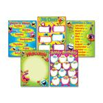searching for trend classroom basics frog-tastic learning chart   - wide selection - sku: tept38970