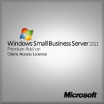 Microsoft Windows Small Business Server 2011 Premium 64-bit Add-on CAL Suite - License - 1 User CAL 2YG-00361