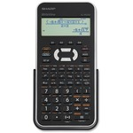 buy sharp 335 function 4-line solar scientific calculator - shop with us and save money - sku: shrelw535xbsl