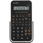 sharp 10-digit scientific calculator - quick delivery - sku: shrel501xbwh