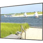 "Draper Clarion 252193 Fixed Frame Projection Screen - 94"" - 16:10 - Ceiling Mount 252193"