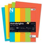 wausau astrobrights as standard 24lb heavyweight paper - outstanding customer service - sku: wau20199