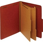 reduced prices on globe weis 100% recyclable 2 divider classification folders - top rated customer service team - sku: glw24075r