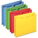 shop for globe weis colored file jackets - discounted prices - sku: glwb3043dtast