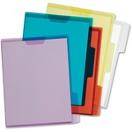 globe weis durable polypropylene folder viewers - us-based customer service team - sku: glwe85015