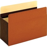 lowered prices on globe weis heavy-duty accordion file pockets - sku: glw15446hd