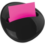 buy 3m post-it pop-up pebble note dispenser - outstanding customer service - sku: mmmpbl330bk