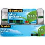 find 3m scotch magic greener tape in dispenser - terrific prices - sku: mmm6123