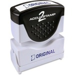 looking for cosco 1-color blue shutter stamp w  microban  - ships quickly - sku: cos035572
