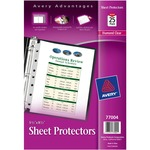 looking for avery top-loading heavyweight sheet protectors  - save money - sku: ave77004