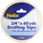 lowered prices on helix 3 4  drafting tape - quick shipping - sku: hlx61400